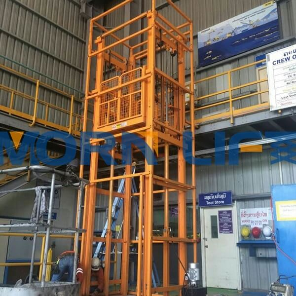 cargo lift for sale in laos