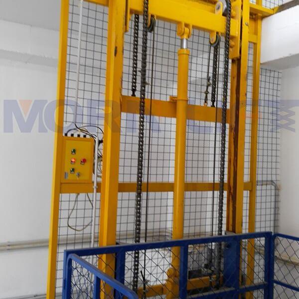 cargo lift in australia
