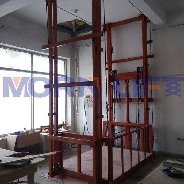 freight elevator in myanmar