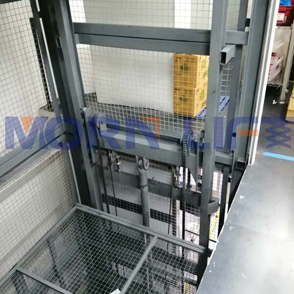 goods lift for sell in thailand