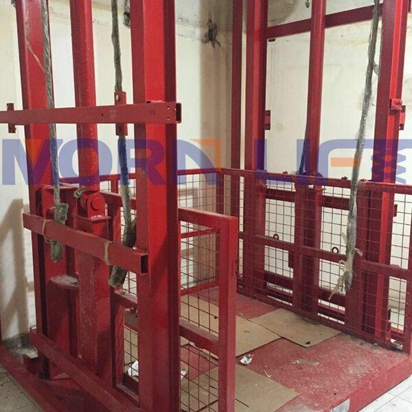 goods lift in algeria