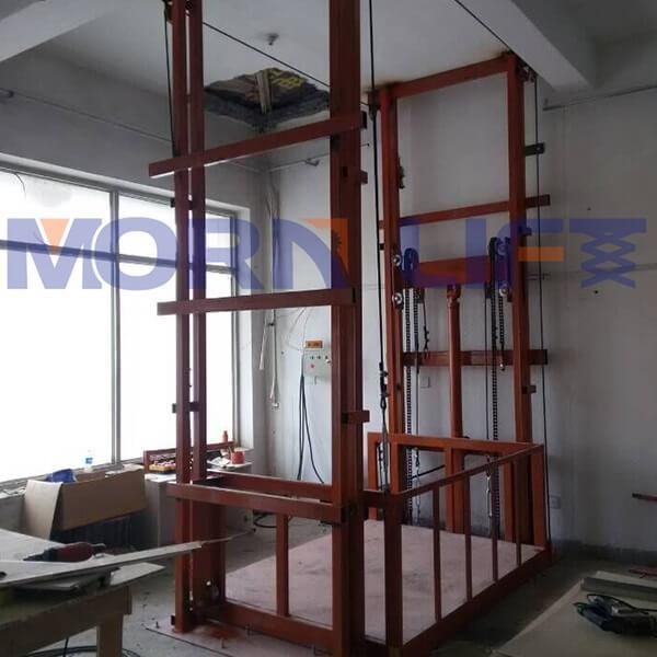goods lift in myanmar