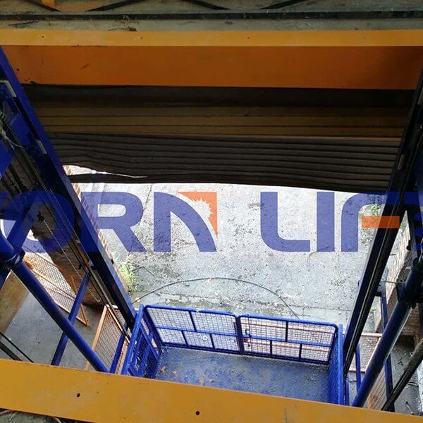 goods lift in uk
