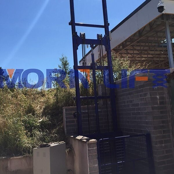 goods lift in uk