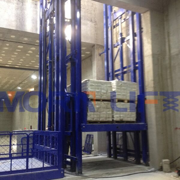 goods lift installation in kuwait