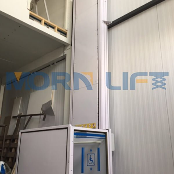 hycommercial wheelchair lift in Netherlands