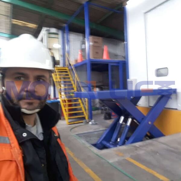 hydraulic lift table in peru