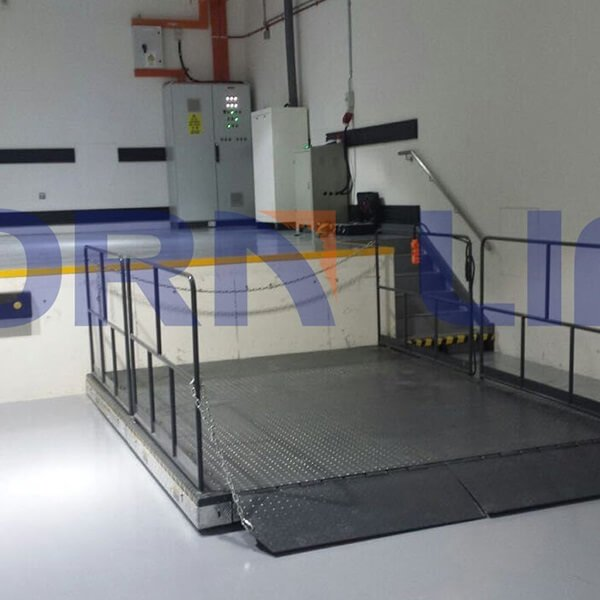 low profile scissor lift