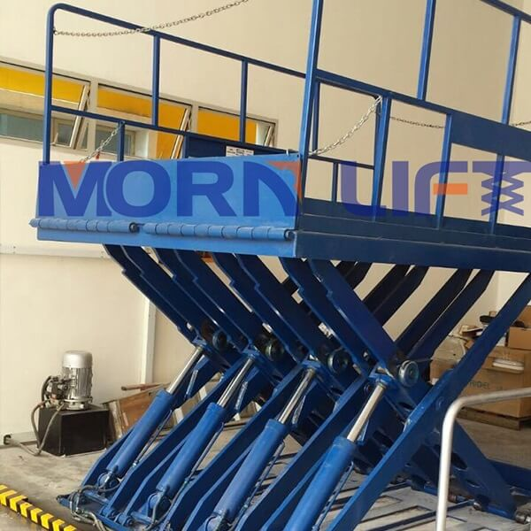 low profile scissor lift in singapore