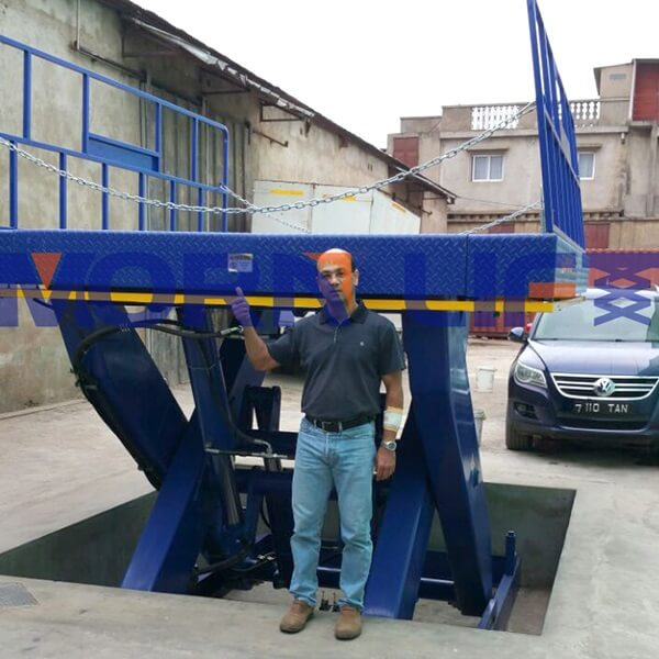scissor lift table in Madagascar