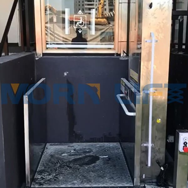 stainsteel wheelchair lift in canberra