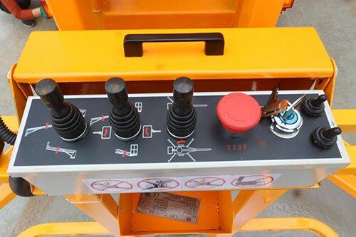 Rainproof control box