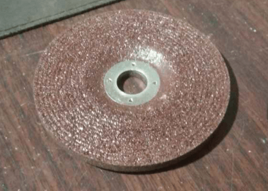 polishing disc