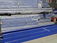 Guide-rail (high-strength Q345 steel)