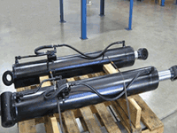 Hydraulic Cylinder (Φ110mm, double seal ring)