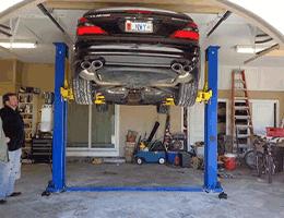 Car Hoist project