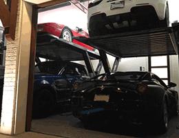 Scissor Parking Lift 2