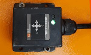 boomlift electric level detector
