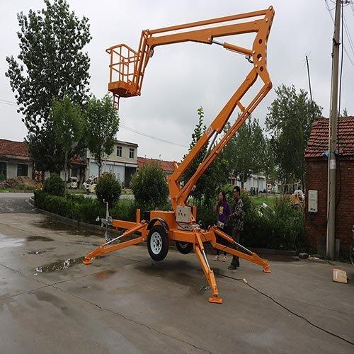 boomlift operation