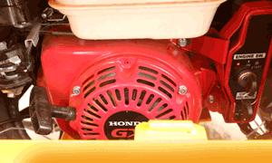 boomlift optional power supply