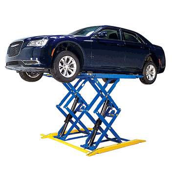 Scissor Auto Lift For Maintenance