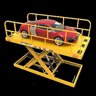 scissor car lift