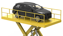 Scissor Car Lift 2