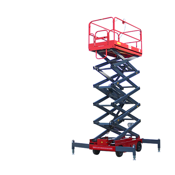 Mobile Scissor Lift 2