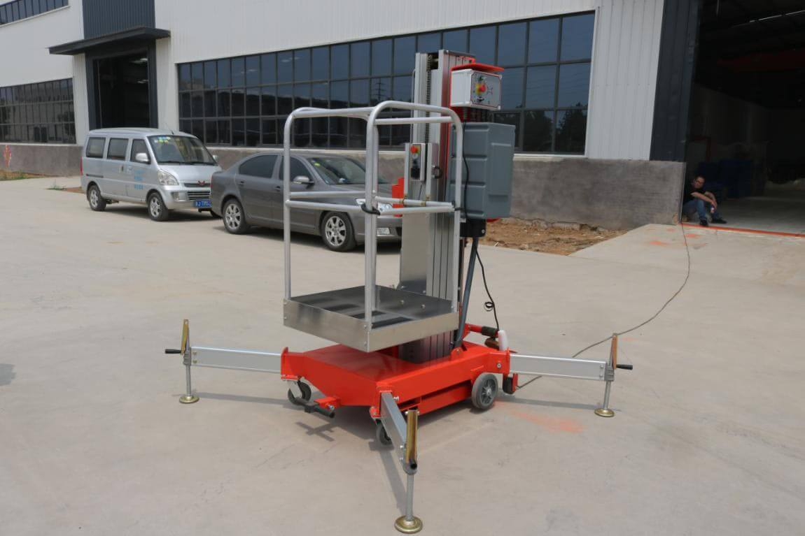 How to Choose the Right Aerial Lift for the Aerial Work