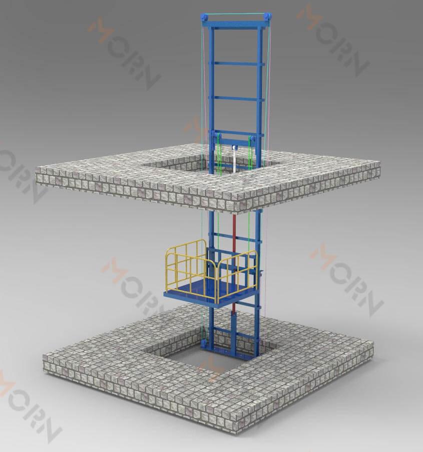 mini cargo lift