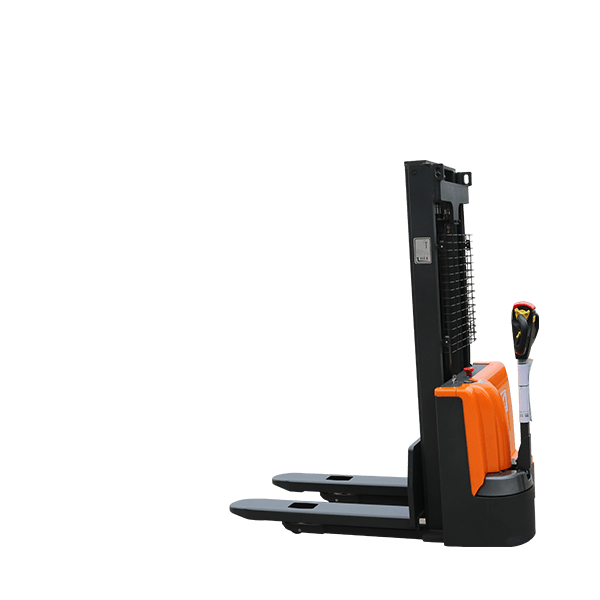 SEMI-ELECTRIC PALLET STACKER 4
