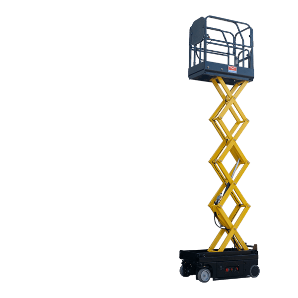 SMALL SCISSOR LIFT 4