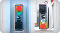 double mast lift Control System