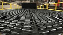 sectional loading ramp ANTI SKID PLATFORM
