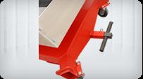 single mast lift Insert type loading handle