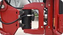 telescopic boom lift Complete safety devices