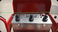 telescopic boom lift Control box