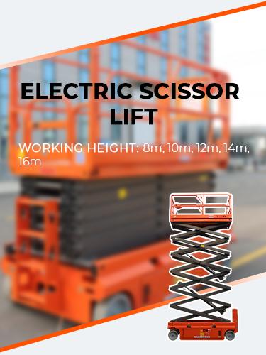 Electric Scissor Lift 2