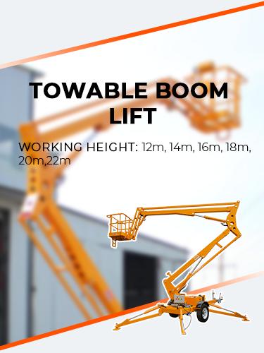 Towable Boom Lift 2