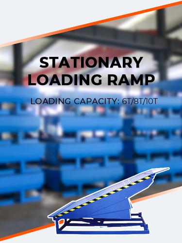 STATIONARY LOADING RAMP 2