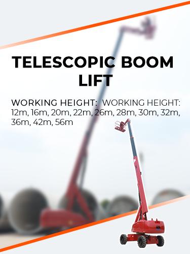 TELESCOPIC BOOM LIFT 1