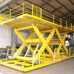 Hydraulic Scissor Lift 1 - MORN LIFT