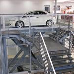 Hydraulic Scissor Lift 4 - MORN LIFT