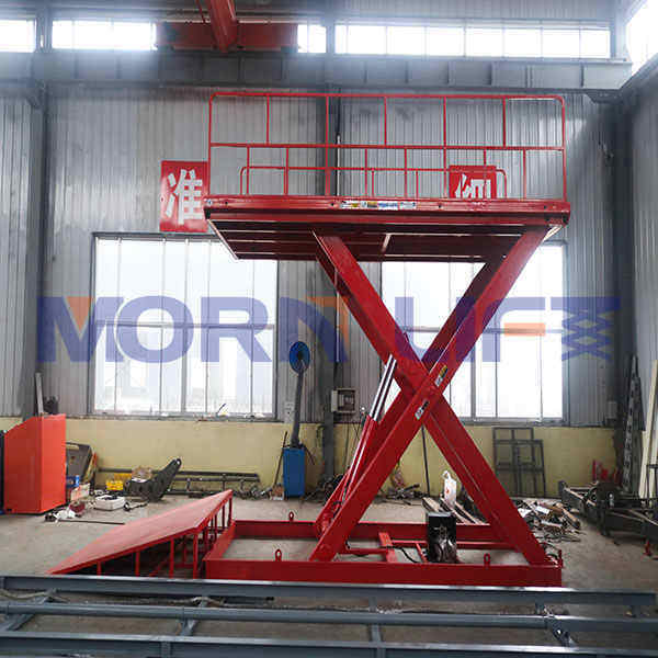 4 Things You Need to Know About a Scissor Lift Platform