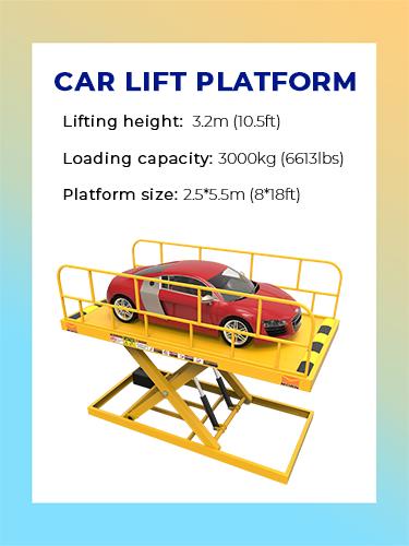Car Lift Platform 1