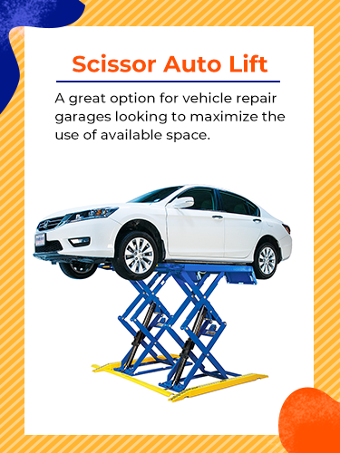 Scissor Auto Lift 1