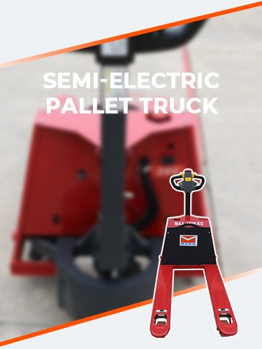 SEMI-ELECTRIC PALLET TRUCK 1