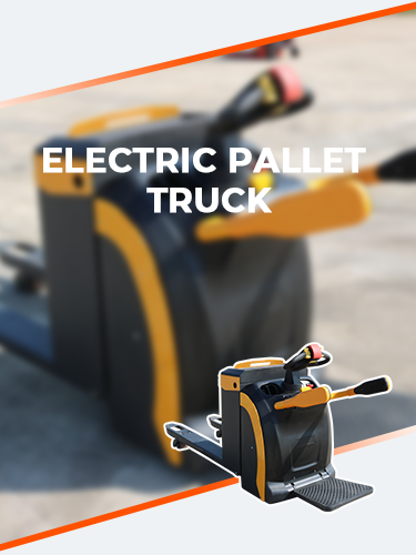 ELECTRIC PALLET TRUCK 1