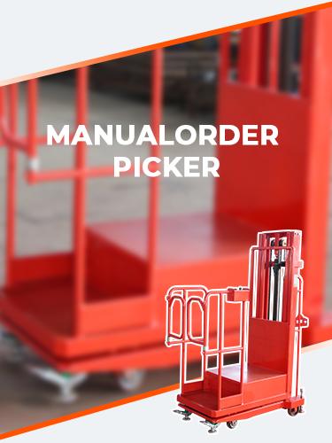 MANUAL ORDER PICKER 1