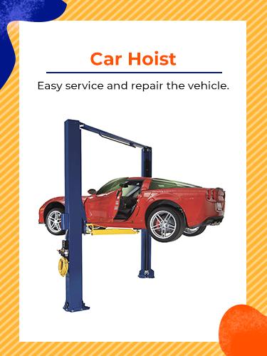 Car Hoist 1